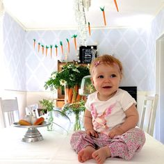 Little baby carrot and her birthday party!  <3  A&A at HoMe - Blogi | Lily.fi