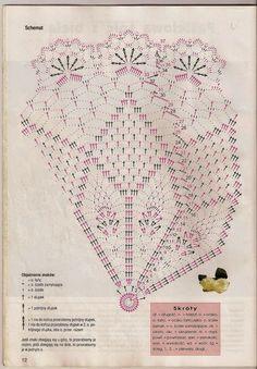 ESQUEMAS CROCHET PARA HOY | PATRONES CROCHET