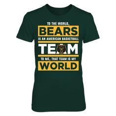 Baylor Bears - To The World T Shirt