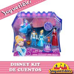 Disney cuentos princesas kit de cuentos