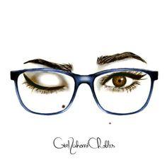 Carla-lentes azules-lunares