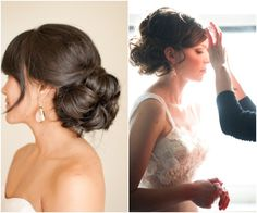 Get Ready for Your Close-up with Chic and Stylish Wedding Updos