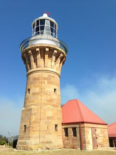 Lighthouse, Gledhill Lookout, NSW.