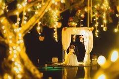 Jay and Amy's Destination Wedding at Tirtha Luhur, Bali Barn Wedding Venue, Rustic Wedding, Wedding Ideas, Best Love Stories, Love Story, Bali, Table Decorations, Engagement, Destination Weddings