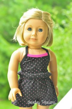 American Girl doll clothes 18 inch doll by Unendingtreasures, $12.00
