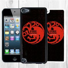 Game of thrones targaryen got dragon fire and blood ipod touch 5th generation case back cover black white phone case #gameofthrones #got #targaryen #dragon #gameofthrone #creative #funny #awesome #beautiful #wow #gift #birthdaygift #ipodtouch #ipod5 #ipod5case #ipodcase #ipodcover #ipodtouch5 #black #sigil