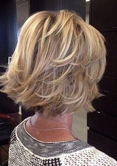 Bob Haircuts For Women, Haircut For Older Women, Short Bob Haircuts, Short Hairstyles For Women, Modern Haircuts, Sassy Haircuts, Modern Hairstyles, Bob Haircut For Fine Hair, Haircuts For Thin Fine Hair