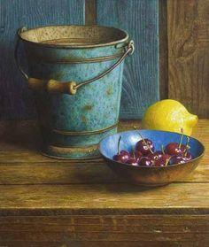 Cherry season. Herman Tulp
