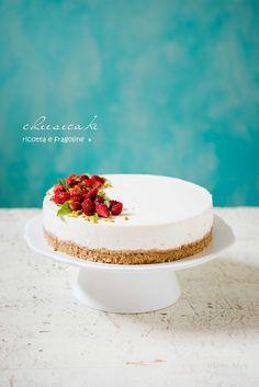 cheesecake ricotta e fragoline - Laura Adani