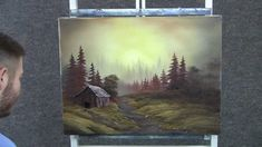 How To Paint Mountains Tutorials Kevin Oleary 59 Ideas Acrylic Painting Lessons, Painting Videos, Painting & Drawing, Kevin Hill Paintings, Bob Ross Paintings, Mountain Paintings, Art Tutorials, Painting Tutorials, Learn To Paint