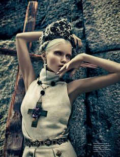 Strong. #GLAMboutique #warrior #cross