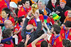 İspanya'nın kutlamaları www.sporradyosu.com