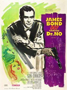 007なんですが・・・洒落たデザインですね。さすがフランス版!