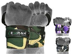Emrah wrist #weight #lifting #training gym straps support grip glove body buildin,  View more on the LINK: http://www.zeppy.io/product/gb/2/182063797138/