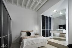 Warehouse Apartment by JUO