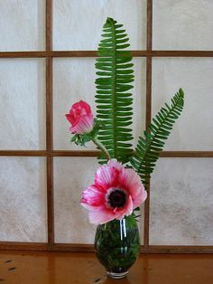 Ikebana Ohara School 3 by urban don, via Flickr