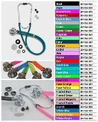 30-416 Series Sprague Rappaport Stethoscope 30 color choices!