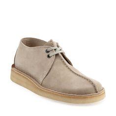 Desert Trek-Women in Sand Suede - Womens Shoes from Clarks