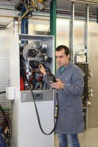 Biofell, la caldera que utiliza aceite de cocina usado   Blog de ecología: reducir, reciclar, reutilizar y radio