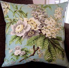 Sanderson Tournier Design Cushion