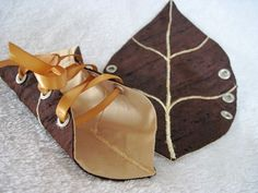 leaf cuffs