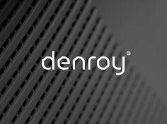 New brand and logo we designed for Denroy Plastics Logos, Design, Logo