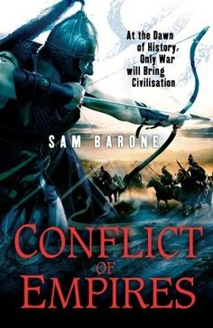 Conflict of Empires (Eskkar Saga #3)  by Sam Barone
