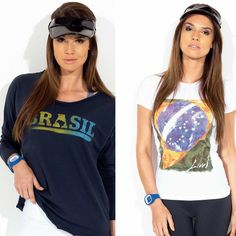Chic e Fashion: Com o look da Copa