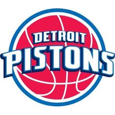 #NBA #DetroitPistons #Basketball #Sports - #MotorCity #Detroit #Pistons #PureMichigan #Logo