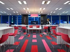 LENOVO JAPAN Offices #officedesign #interior #architect #lenovo #japan #wall http://wall.ac