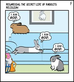 Religion and bunnies
