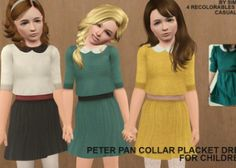 The Sims 3 Custom Content Female Clothes Downloads