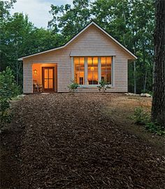 Build Like This   A simple approach to building a super efficient house starts with six key elements.