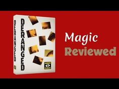 Deranged by Jay Sankey Review 4.5 Stars with a Stone Status of Gem.  Full Review:  http://magicreviewed.com/reviews/jay-sankey-deranged-review/