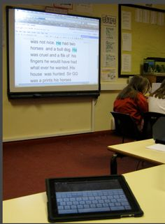 103 interesting things to do with your iPad in the classroom (Pin now, read later)