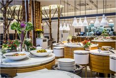 Ethos is a contemporary, fast-casual concept offering a selection of healthy, meat-free food to the high street. It is located in the heart of central London, a stone's throw from Oxford Circus station.