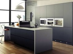 astonishing-kitchen-appliances-on-kitchen-integrated-kitchen ...