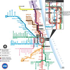 2. Everyone should know how to travel on their local transit system.