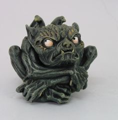 Angry Toad Gargoyle [9174] - $16.99 : Mystic Crypt, the most unique, hard to find items at ghoulishly great prices!