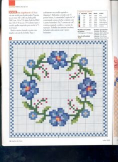 123 Cross Stitch, Cross Stitch Bookmarks, Cross Stitch Needles, Cross Stitch Borders, Cross Stitch Alphabet, Cross Stitch Flowers, Cross Stitch Charts, Cross Stitch Designs, Counted Cross Stitch Patterns