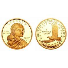 2012 D  Native American Sacagawea Dollar ~ In Original Mint Wrapper