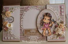 Nicole's stamp addiction: april 2014 Handmade Card Making, Ornament Tutorial, Magnolia Stamps, Beautiful Handmade Cards, Cardmaking, Art Projects, Addiction, Birthdays, Magnolias