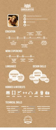 Resume on Behance Layout Resume Pinterest Behance - hobbies and interests on a resume