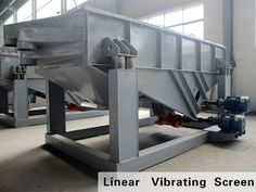 The Requirement of Linear Vibrating Screen in Pharmaceutical Industry