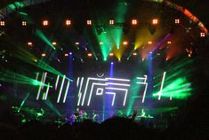 New Order at Electric Picnic Electronic Music, Picnic, Electric, Neon Signs, Website, Picnics
