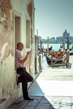 I'm on break by Alex Cruceru - Venezia / Venice August 2012 I love Italia. Beautiful Places In The World, Most Beautiful Cities, Places Around The World, Around The Worlds, Plan Your Trip, Roman Empire, Venice Italy, Sicily, The Good Place