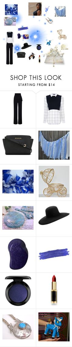 """""""Elegant"""" by viyoli ❤ liked on Polyvore featuring Roland Mouret, Alice + Olivia, MICHAEL Michael Kors, Maison Michel, Tangle Teezer, By Terry, John Lewis, L'Oréal Paris, My Little Pony and FRU"""