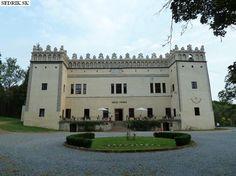 Slovakia, Fričovce - Mansion