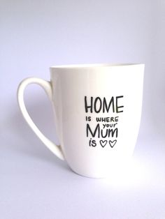Etsy Wednesday: 10 Mom Mugs for Mother's Day