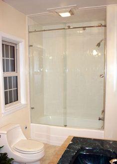 Allusions Glass U0026 Mirror   Since Sales U0026 Installation Of Framed/frameless  Glass Shower/tub Enclosures U0026 Doors; Bathtub Sliding Glass Doors In Orange  County, ...